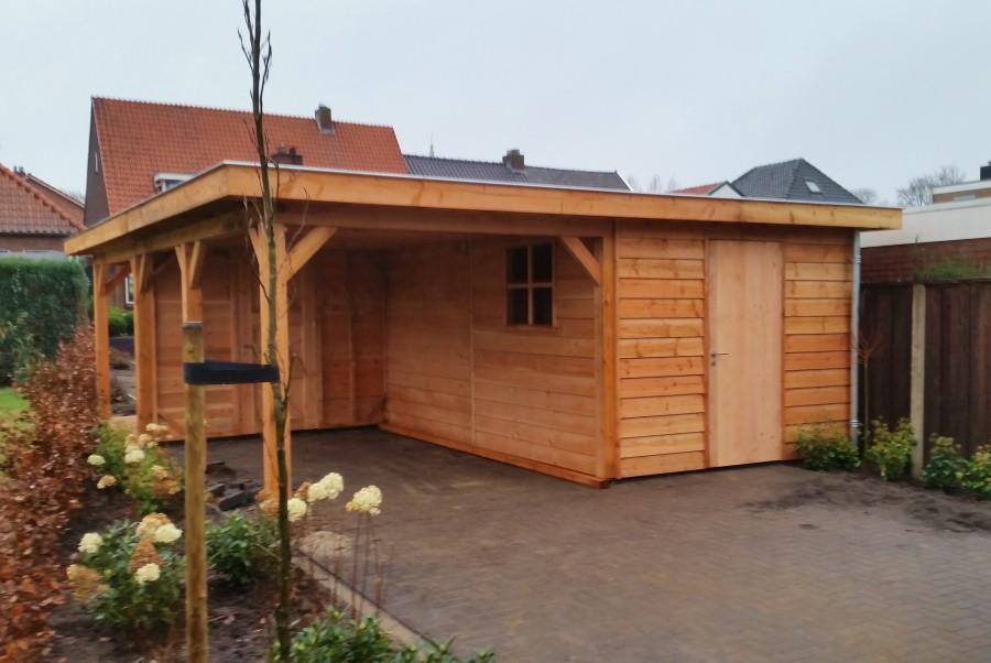 Overkapping/Veranda - Woodmoods